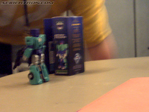 BotCon 2004 - Transformers Figures