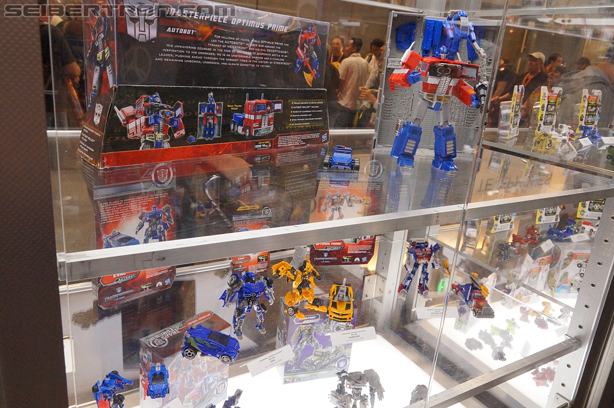 SDCC 2012 - Transformers Movie Universe Products