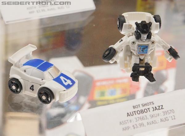 SDCC 2012 - Transformers BOT SHOTS