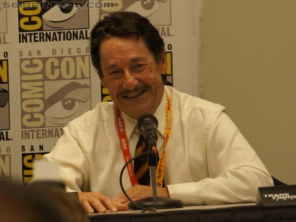 peter cullen and son