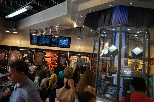 Transformers: The Ride 3D Supply Vault Now Open at Universal Orlando