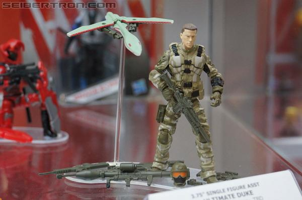 SDCC 2012 - G.I. Joe from Hasbro