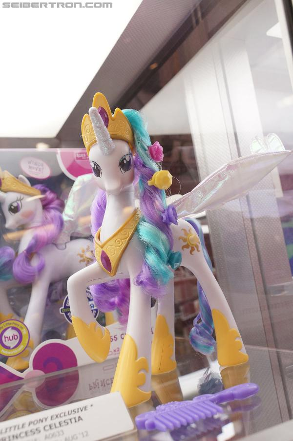 SDCC 2012 - My Little Pony from Hasbro