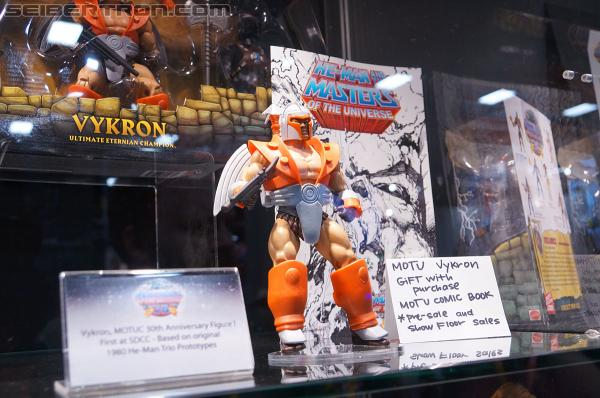 Masters of the Universe Classics from Mattel