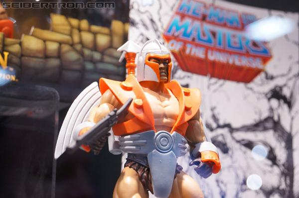 SDCC 2012 - Masters of the Universe Classics from Mattel