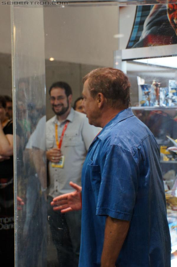 SDCC 2012 - Celebrity Sightings