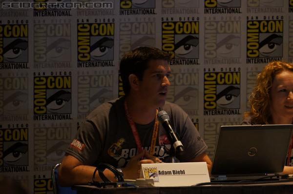 SDCC 2012 - Hasbro's Marvel Panel
