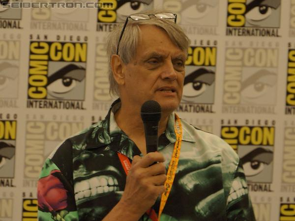 SDCC 2012 - Herb Trimpe Panel