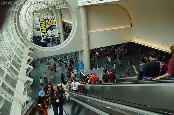 SDCC 2012 - San Diego Comic-Con