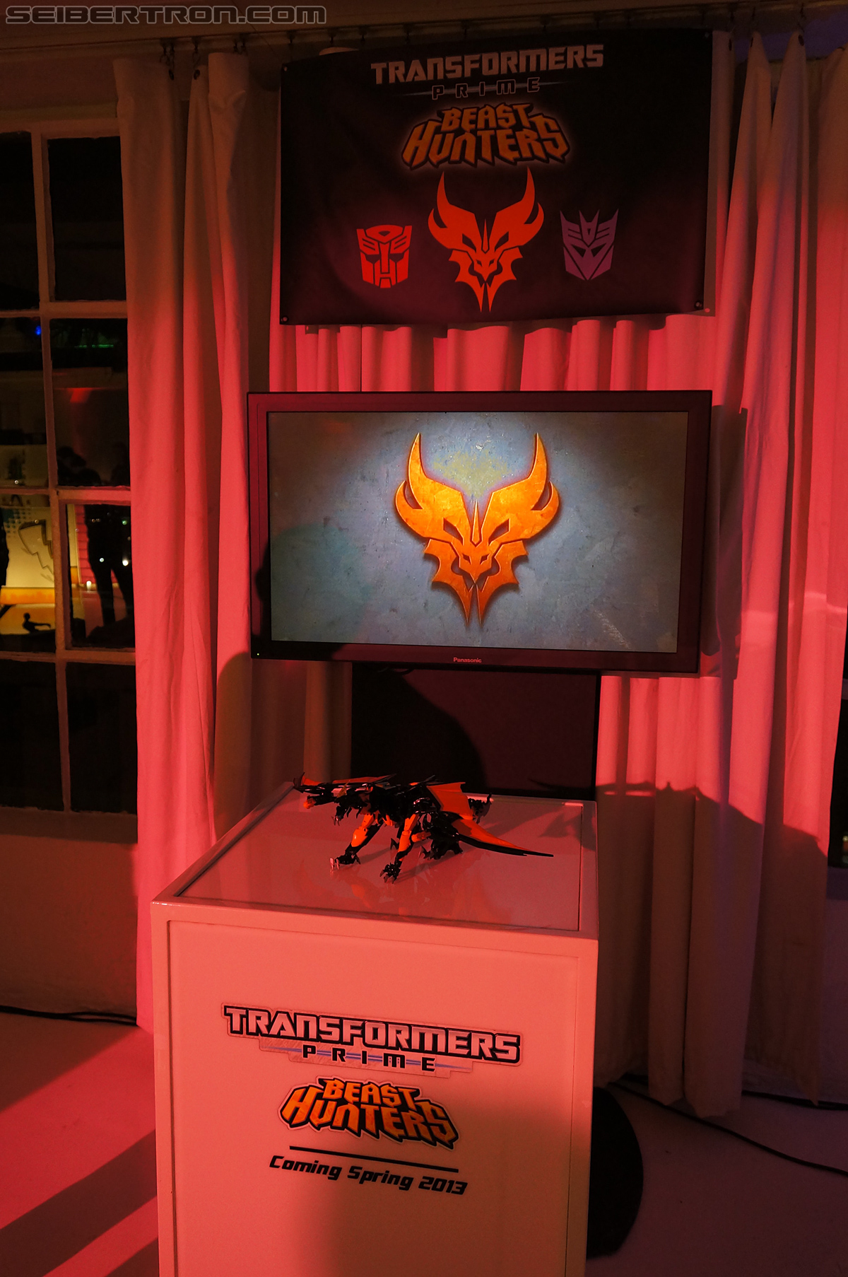 NYCC 2012 - Hasbro's NYCC Preview Night Party