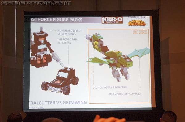 Hasbro's Transformers NYCC 2012 panel text and gallery