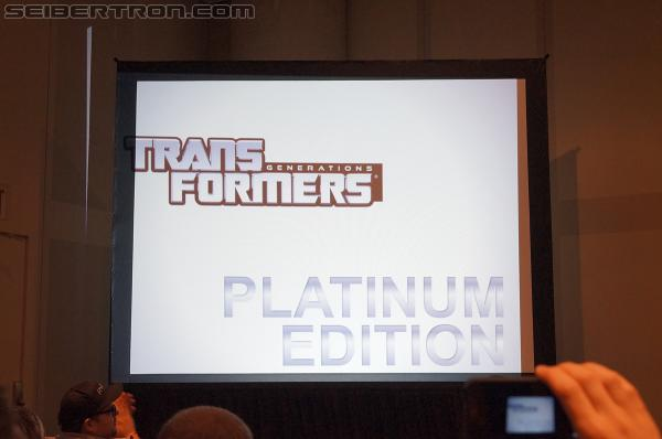 Video from Hasbro's Transformers NYCC 2012 panel