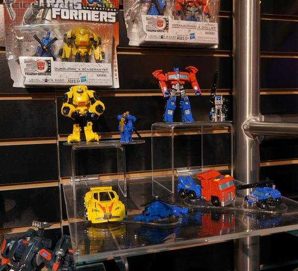 Toy Fair 2013 Coverage: Transformers Generations