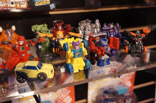 Toy Fair 2013 Coverage: Transformers Bot Shots