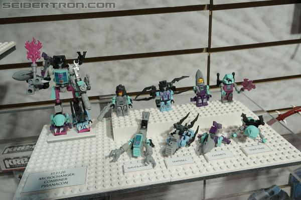 Toy Fair 2013 Coverage: Transformers Kre-O