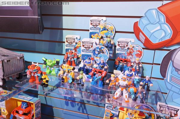 Toy Fair 2013 - Transformers: Rescue Bots
