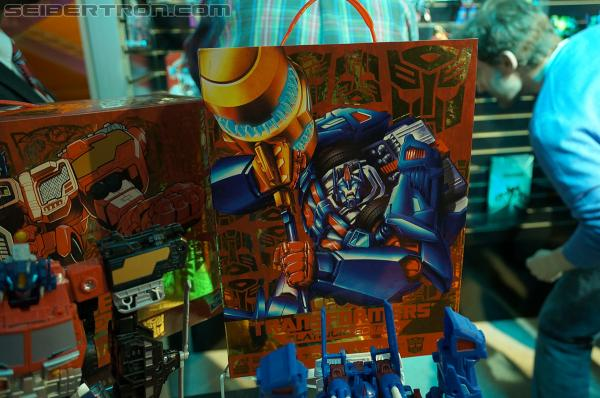 Toy Fair 2013 Coverage: Transformers Platinum Editions