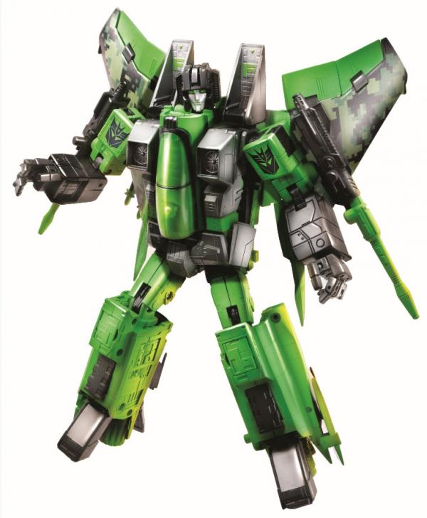 Official product images of Masterpiece Acid Storm