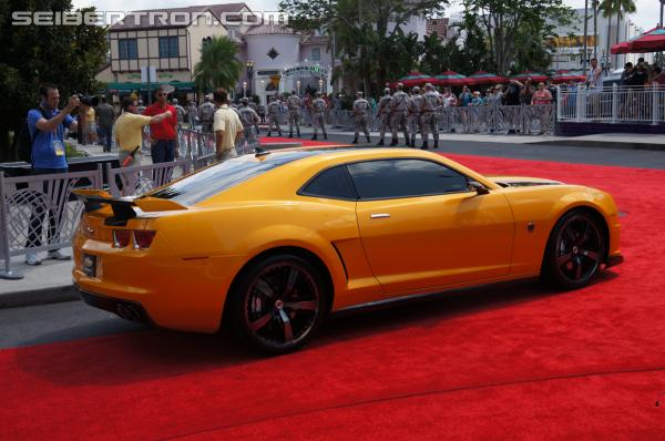 Re: Transformers: The Ride - 3D VIP Preview Night at Universal Orlando Resort