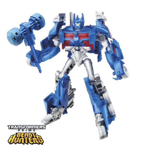 BotCon 2013 News: Beast Hunters Cyberverse Commander and Legion toys official product images
