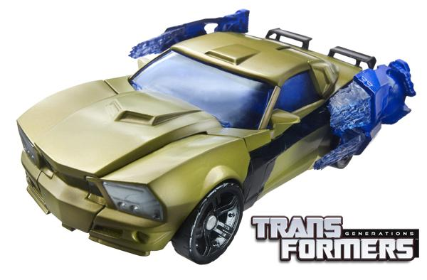 BotCon 2013 News: Transformers Generations Deluxe toys official product images