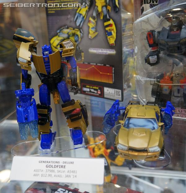 BotCon 2013 Coverage: Transformers Generations on Display