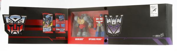 BotCon 2013 Coverage: Official Images of Hasbro SDCC 2013 Exclusives