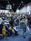 Wizard World 2004 - Transformers Event: More people ...