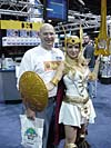 Wizard World 2004 - Transformers Event: Ben and She-Ra - he wants your figure!!!