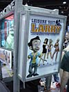 Wizard World 2004 - Transformers Event: Leisure Suit Larry video game
