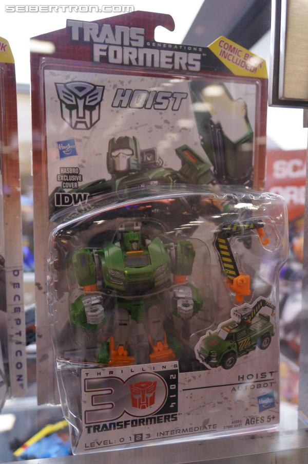 SDCC 2013 Coverage: Transformers Generations Preview Night Gallery