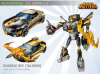 SDCC 2013: Hasbro's SDCC Panel Reveals (Official Images) - Transformers Event: Beast Hunters Weaponizers Weaponizers Talking Bumblebee.png