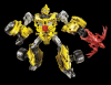 SDCC 2013: Hasbro's SDCC Panel Reveals (Official Images) - Transformers Event: Construct Bots Scouts A52480005 Scout BB Robot.png