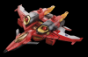 SDCC 2013: Hasbro's SDCC Panel Reveals (Official Images) - Transformers Event: Generations Deluxe Armada Starscream Vehicle.png
