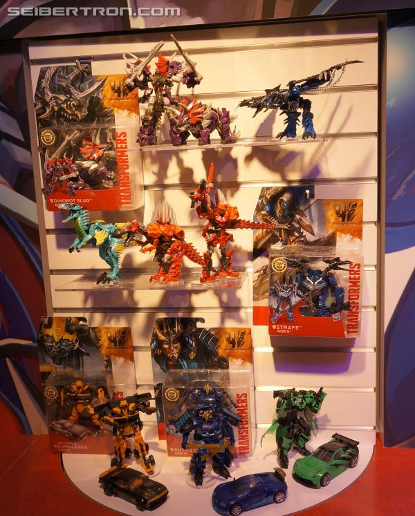 Transformers News: Toy Fair 2014 Wrap Up, Including New Galleries And New Packaging Images From Age Of Extinction
