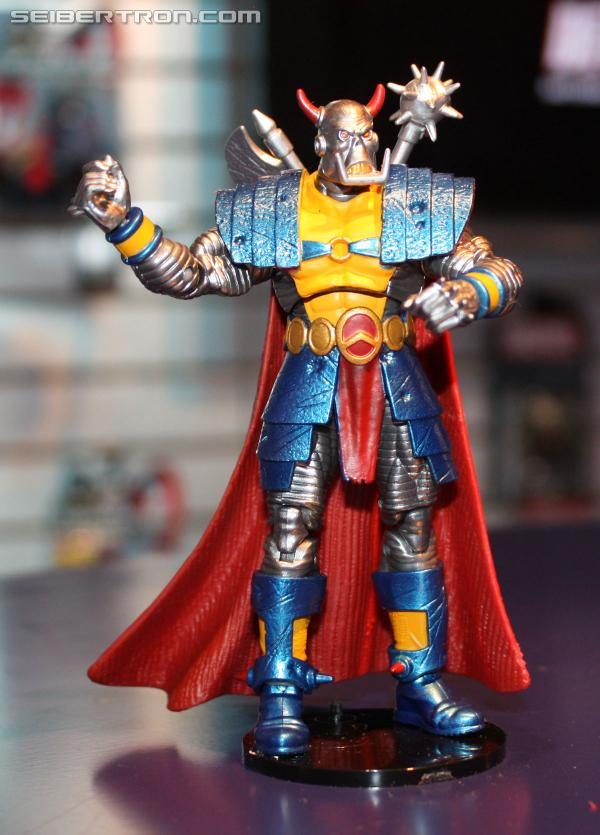 Transformers News: Toy Fair 2014 Coverage - Marvel Infinite Series Death's Head Gallery