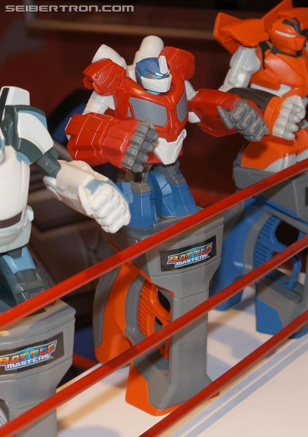Transformers News: Toy Fair 2014 Coverage - Transformers: Hero Mashers and Battle Masters