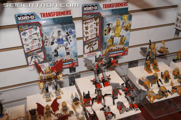 Transformers News: Toy Fair 2014 Coverage - Kre-O Transformers and More