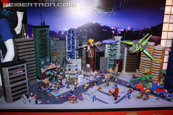 Transformers News: Toy Fair 2014 Coverage - Kre-O Transformers and More Gallery