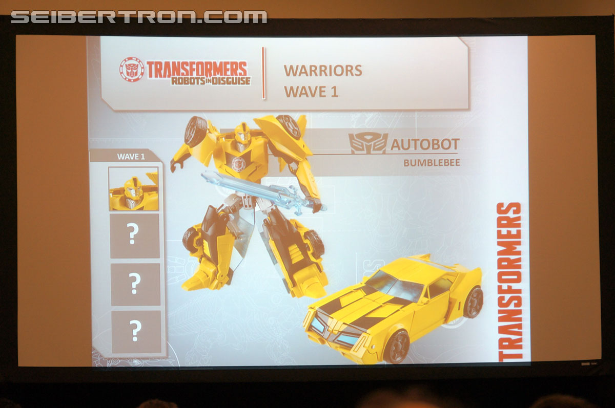 Transformers News: SDCC 2014 Coverage: Hasbro Brand Panel Images