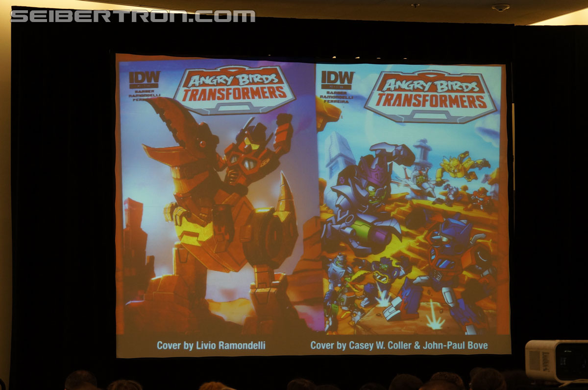 Transformers News: SDCC 2014 Coverage - IDW Publishing Hasbro Licensed Comics Panel Summary