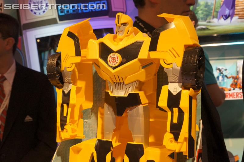 "Transformers News: Twincast / Podcast Episode #111 ""New York Toy Fair 2015"""
