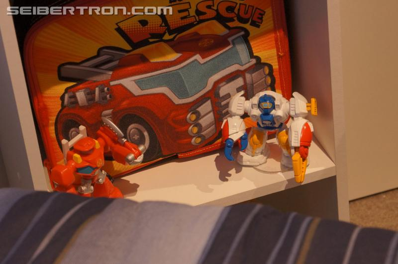 Transformers News: Toy Fair US 2015 Coverage - New Gallery: Transformers: Rescue Bots
