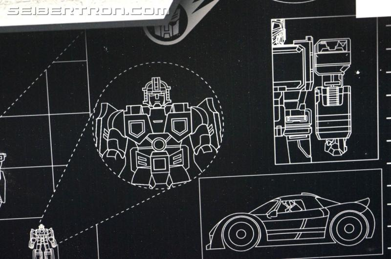 "Transformers News: Bruticus artwork in Combiner Wars poster plus ""Titan Wars"", line-art for Fort Max, Blaster and more"