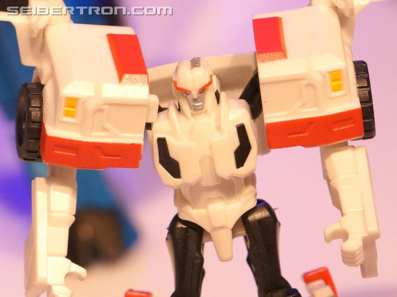 NYCC 2015 - Robots In Disguise Product Reveals at Hasbro Press Event