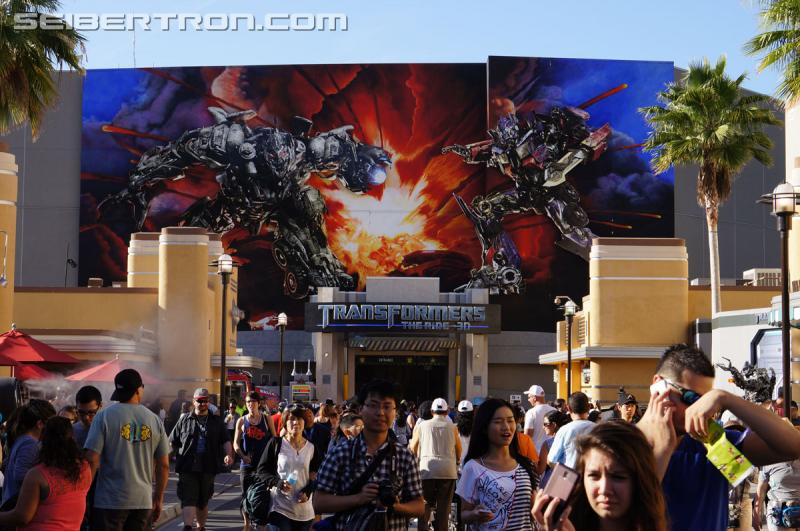 Transformers News: Better late than never: BotCon 2014 Content Wrap-Up Universal Studios, Stan Bush, Susan Blu, & more