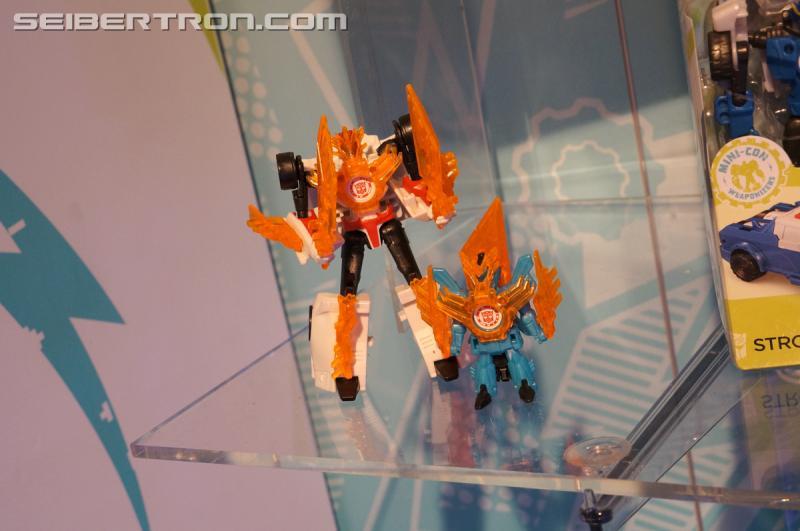 b4656 Hasbro Transformers Robots In Disguise Mini-con dei Decepticon Hammer Figura