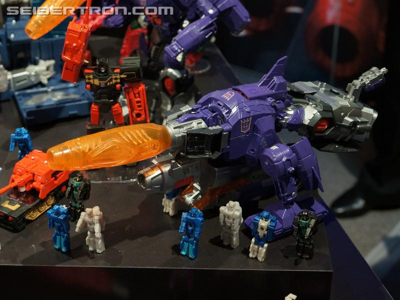 Transformers News: Toy Fair 2016 - Transformers Titans Return Updated Gallery #HasbroToyFair #TFNY