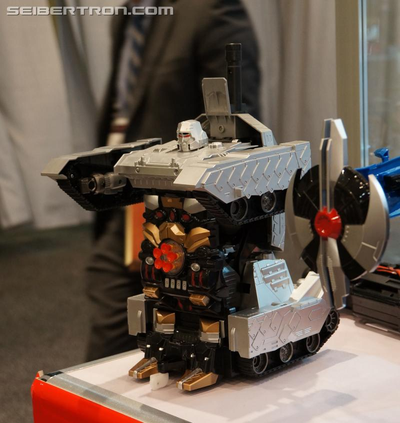 Transformers News: Toy Fair Wrap-Up #1: KO Transformers Products #TFNY