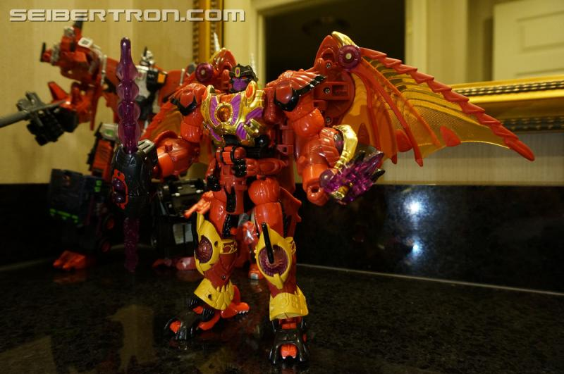 Botcon 2016 - Souvenir Exclusives and Custom Class figure